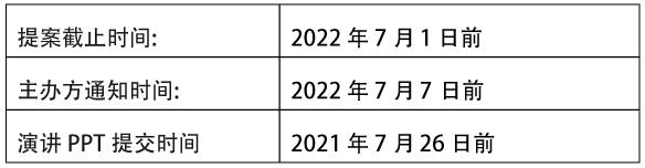 未来标识商学院2019年度 演讲嘉宾征集